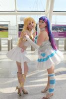 ~ Panty And Stocking ~ by Tif9123