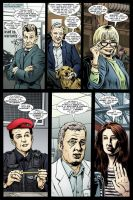 Sarah Jane Smith: Final Report pg 9 by PaulHanley