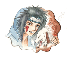 Kiba by the-sinister