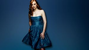 Deborah Ann Woll (Wallpaper) [1366 x 768] by papatom