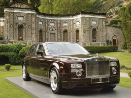 Rolls Royce Phantom by TheCarloos