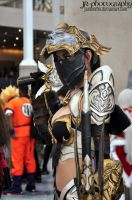 Anime Expo 2014 : Faces of Cosplay_0528 by JuniorAfro