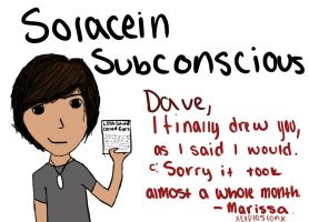 Solacein Subconscious by xexplosionx