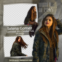 Pack Png 444 - Selena Gomez by worldofpngs