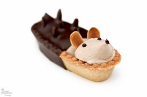 Chocolate Hedgehog by EnchantedCupcake