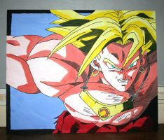Broly by artsn