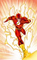 The Flash by dichiara