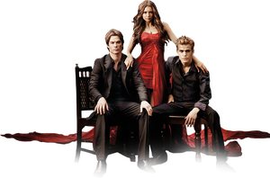 The Vampire Diaries PNG by aktakatka