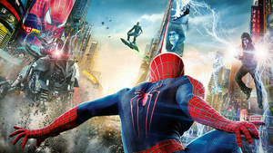 The Amazing Spider-Man 2 Movie Poster Wallpaper #2 by ProfessorAdagio