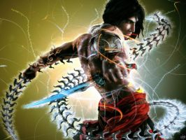 Prince Of Persia Wallpaper by BaZzWorkShop