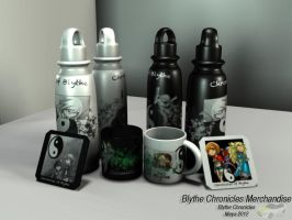 Blythe Chronicles Merchandise by AxelBlythe