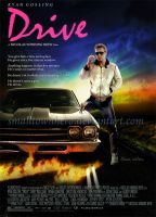 Drive poster by smalltownhero
