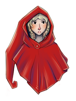 Little Red Riding Hood by M03PS