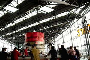 cologne airport bar by stupidduck