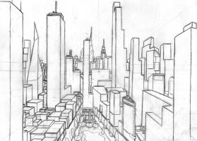 Full one point perspective omg by cladiax1