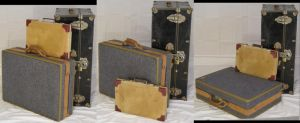 Luggage Pack 6 by TwilightAmazonStock