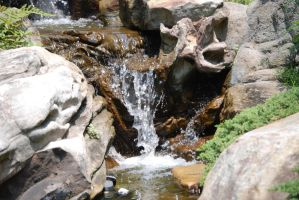 Another Small Waterfall by BakaHentai90