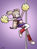 LOLLIPOP CHAINSAW Juliet and Nick by SandikaRakhim