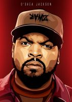 Ice Cube by ARaFah