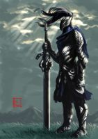 Artorias, The Sunset Walker by rayhyuuga