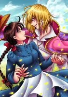 Dance With Me by rae-shi