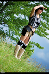 Yuffie: A Storm Is Coming by MangoSirene