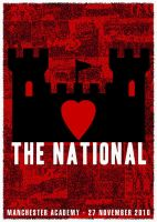 The National Poster II by Euskera