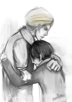 ERURI ANGST SOBS by Everinn