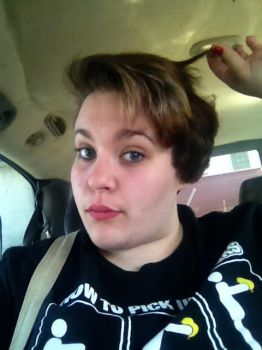 Haircut by whoopwhoopjuggalo