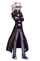Just Bakura by AngelLust155