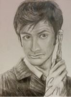 The Tenth Doctor by sivoussaviez15
