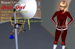 Rogues Gallery Rose Red by White0wlsuperheroine