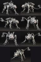 Custom ROTF Ravage by Solrac333