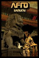 AFRO SAMURAI v.02 by GORMANDRA