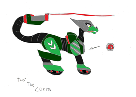 Tank the coneto by pd123sonic