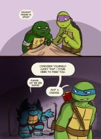 Tmnt Spike Radioactive Part 2 by Dragona15