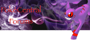 PokeCentral Banner by Champion-Frita