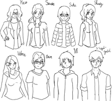 TPOCT contestants batch 1 by TheShadowsStrike