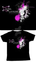 Avril Lavigne T-Shirt_5 by bellapester