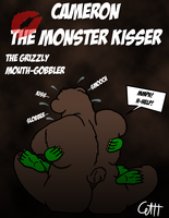 The Grizzly Mouth-Gobbler by skunkdude13