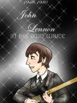 John Lennon in his own write by Gorseheart