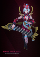 BloodMoon Elise Beauty by sstrikerr