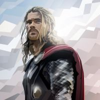 Thor by mobokeh
