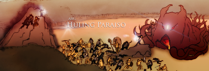 Ang Huling Paraiso (The Last Paradise) by DoodleNotesPictures