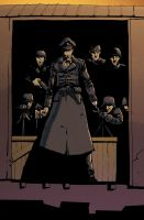 Peter Panzerfaust #8 Page 22 by angieness