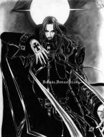 Trinity Blood: Vaclav Havel by dothakz