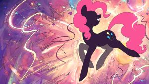 Pinkie Pie Wallpaper HD by GenjiLim