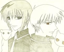 Yuki and Kyo scan by Cassidy-Slingby
