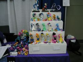 BronyCon Table by MLPEndlessNight