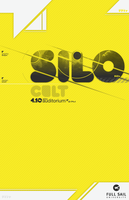 Silo Cult Event Poster by Bonvallet